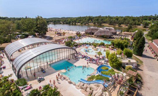 Les Alicourts Resort - Lodgetent.nl