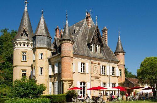 Château le Haget - Lodgetent.nl