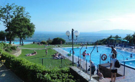 Vakantiegevoel in Toscane op camping Barco Reale