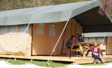 Outdoor Camping Barvaux - Lodgetent.nl
