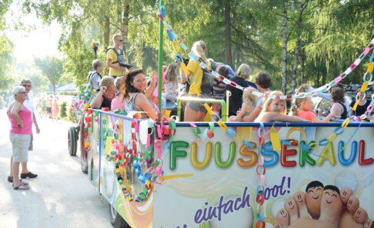 Camping uitgelicht: Fuussekaul