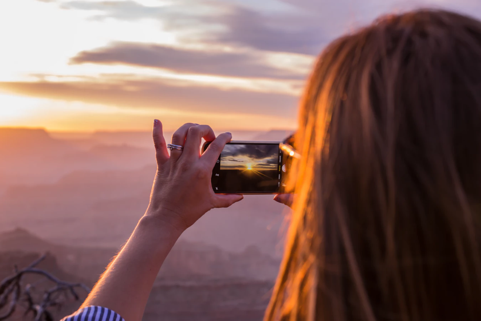 vakantiefoto's maken met je smartphone