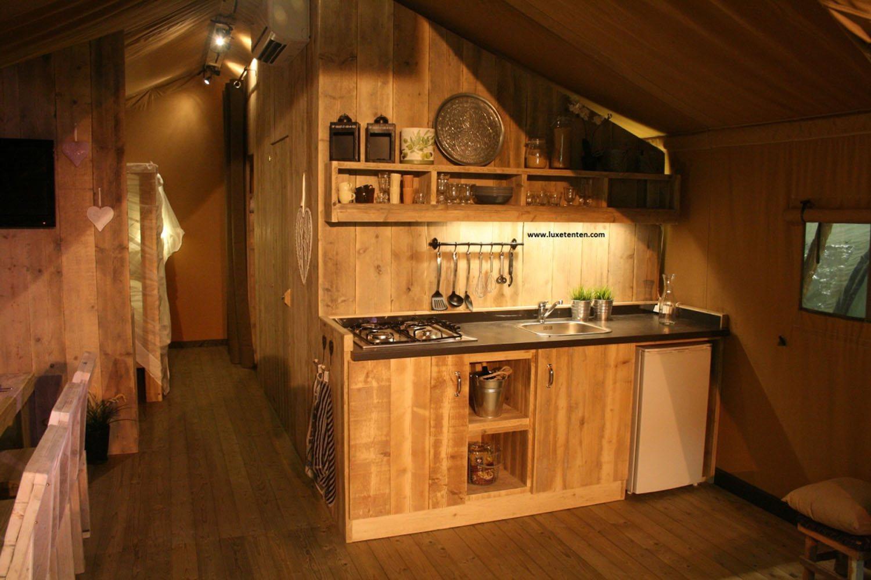 Countryhouse Il Girasol - mooiste safarilodges van Europa